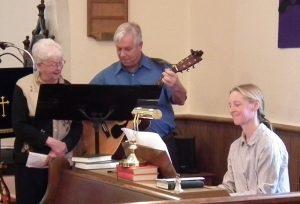 Sharon Ewens, Brian Minaker, Bronwen Bugden