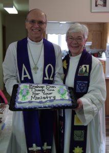 Bishop Don Philips, Rev. Diane Guilford