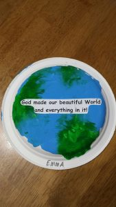Made by Emma Goertzen at Sunday School